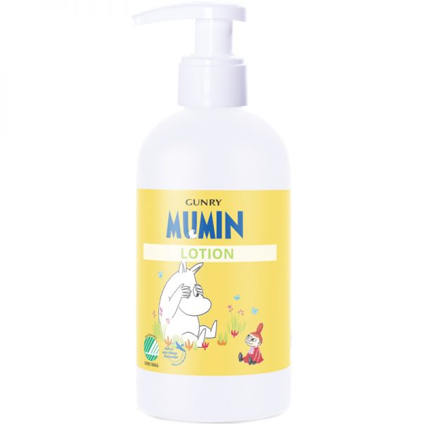 Babylotion Mumin 250ml - 46% rabatt