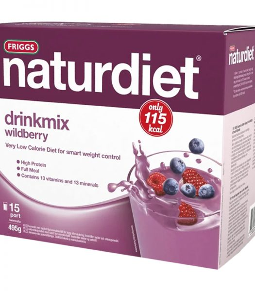 Drinkmix Wildberry - 30% rabatt