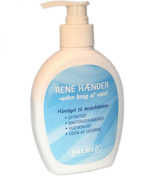 Handdesinfektion 85% 200ml - 82% rabatt