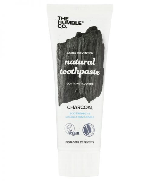 "Tandkräm ""Charcoal"" 75ml - 28% rabatt"