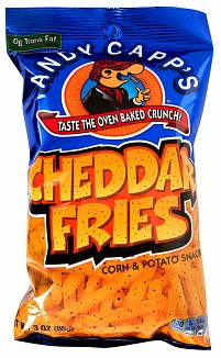 Andy Capps Cheddar Fries 85g