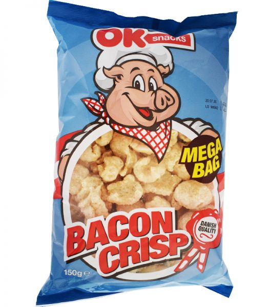 Bacon Crisp Salt - 35% rabatt