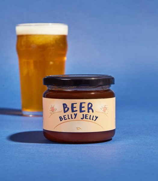 Beer Belly Jelly - Spreadable Beer 300g