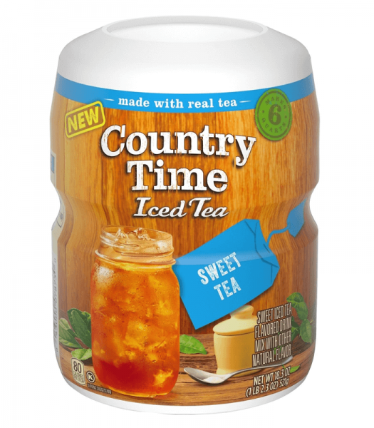 Country Time Sweet Iced Tea Burk 521g