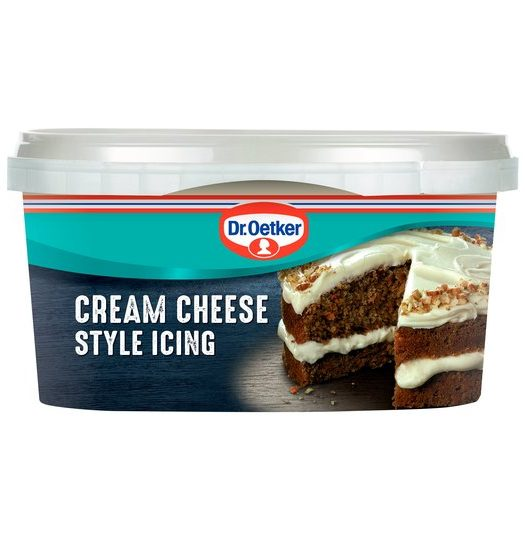 Dr Oetker Creamy Cheese Style Icing 400g