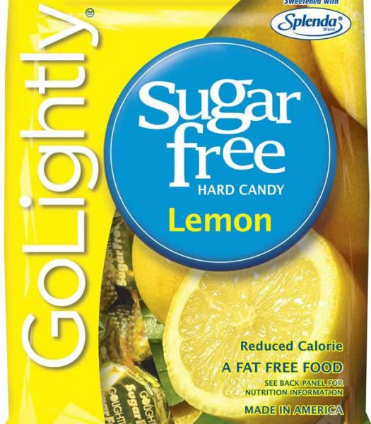 GoLightly Sugar Free Lemon 78gram