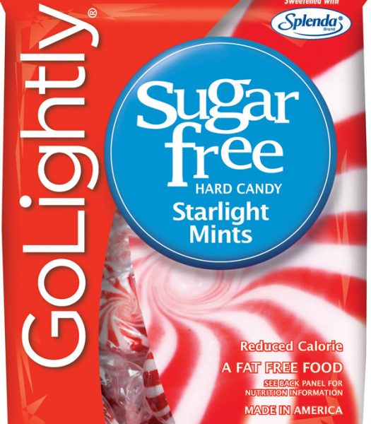 GoLightly Sugar Free Starlight Mints 78gram