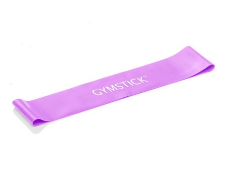 Gymstick Miniband Lila - Strong