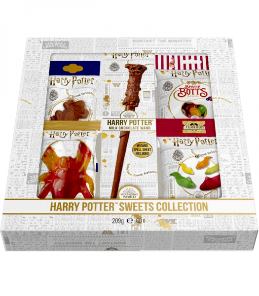 Harry Potter Sweets Collection Gift Box 209g