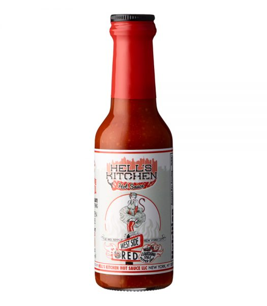 Hells Kitchen Westside Red Hot Sauce 148ml