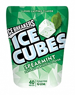IceBreakers Ice Cubes - Spearmint