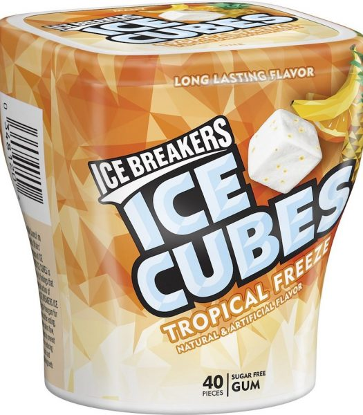IceBreakers Ice Cubes - Tropical Freeze