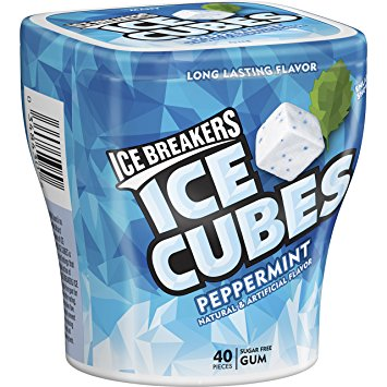 Icebreakers Ice Cubes - Peppermint