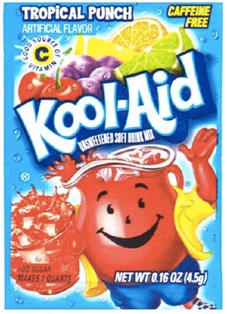 Kool-Aid Drink Mix - Tropical Punch