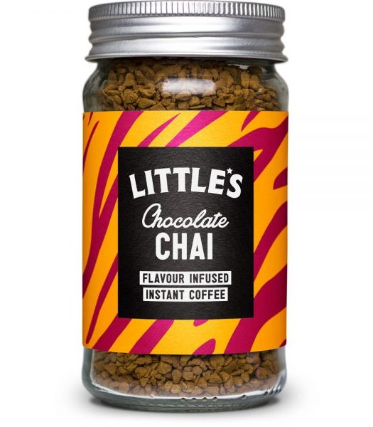 Littles Infused Instant Coffee Chocolate Chai 50g