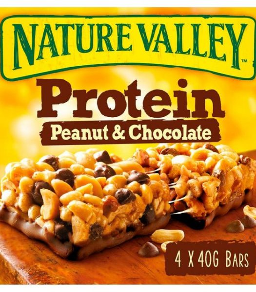 Nature Valley Protein Peanut & Chocolate Bars