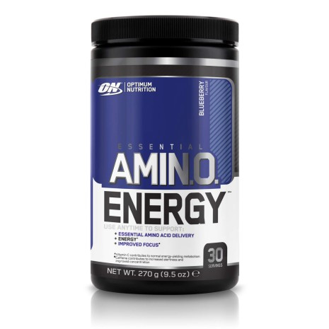 ON Essential Amino Energy 270g - Blueberry