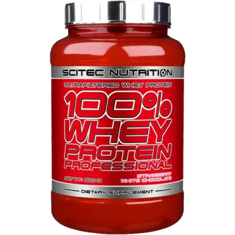 Scitec Whey Protein Professional 920g - Chocolate
