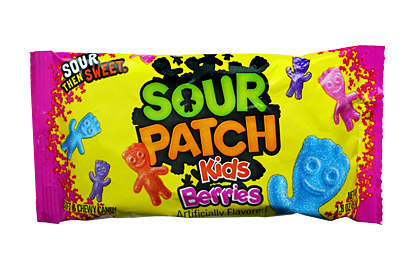 Sour Patch Kids Berries 51g
