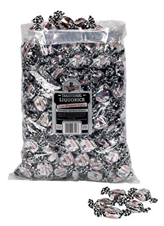 Walkers Liquorice Toffees 1kg