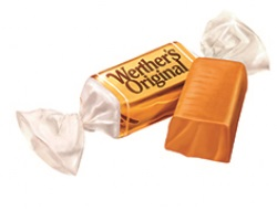 Werthers Chewy Toffee 1kg