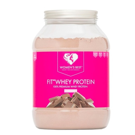 Womens Best Fit Whey Protein 1kg - Chocolate