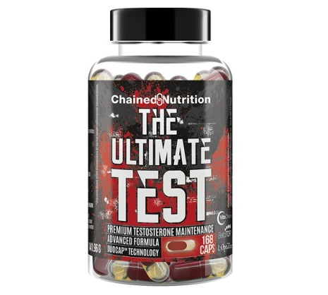Chained Nutrition The Ultimate Test 168 caps
